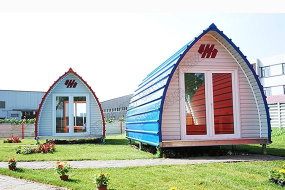 帐篷农家院普通四人间