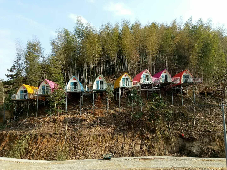 帐篷酒店设计